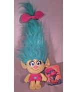 """1pc DreamWorks Trolls Smidge Plush 18"""" inches - BRAND NEW with Tags - $25.73"""