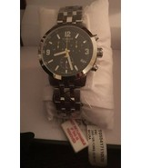 *BRAND NEW* Tissot Men's PRC200 Chronograph Black Dial Watch T0554171105700 - $310.00