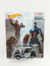 Hot Wheels Marvel Studios Avengers Concept Art Series 3D-Livery - $16.82