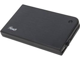 Hard Drive Enclosure 2.5 Inch Usb 3.0 Aluminum Backup Files Memory Porta... - $12.96