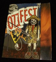 Ozzfest Program 2000 Black Sabbath Rob Zombie Deftones Slayer Primus God... - $26.99