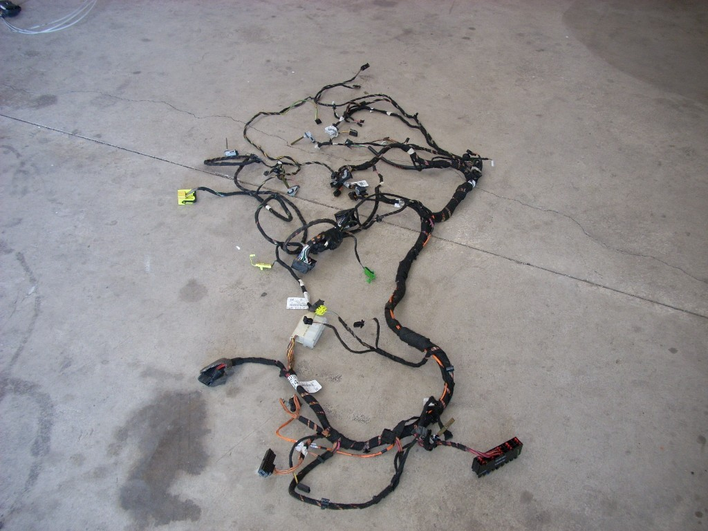 2008 MERCEDES GL450 DASH WIRING HARNESS A1644405136 GENUINE OEM