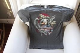 Bob Seger Singer Bullet Club 2014-2015 Ride Out Tour Concert T Shirt Siz... - $9.90