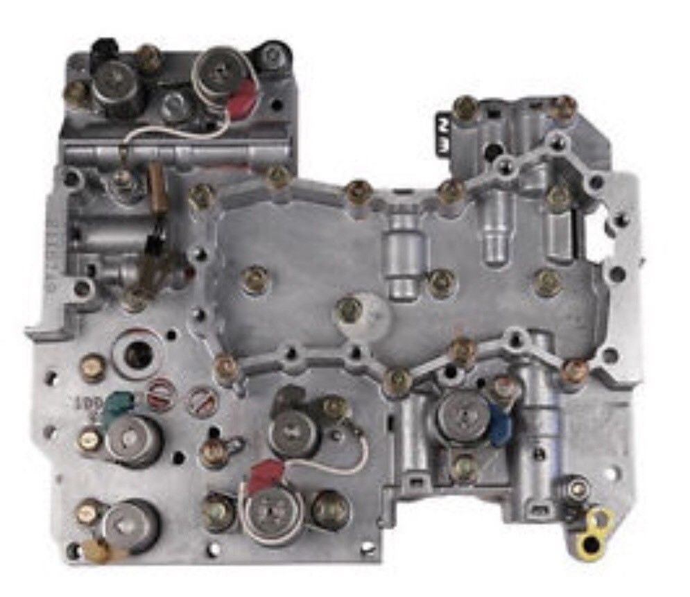 Subaru 4EAT Valve Body And All Solenoids 1998-2000 Lifetime Warranty
