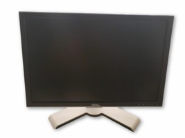 "Dell UltraSharp 2208WFPt 22"" Widescreen Black LCD Monitor VGA DVI - $74.24"