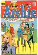Archie #199 1970-Betty-Veronica-Jughead- chain belt gag cover VG - $31.53