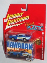 Johnny Lightning 2005 Classic Plastic #6 Hawaiian 1971 Dodge Charger Funny Car - $10.00