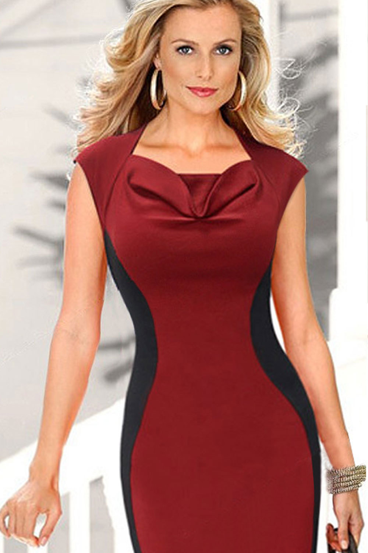 76fea662f6e Unomatch Women s Sleeveless Bodycon Slim Hip and 50 similar items