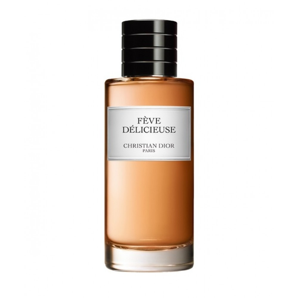 FEVE DELICIEUSE by DIOR 10ml Travel Spray CARAMEL CACAO HAY ALMOND Parfum EDP