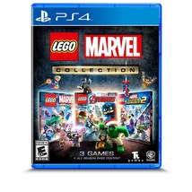 Lego Marvel Collection - PlayStation 4 - $39.99
