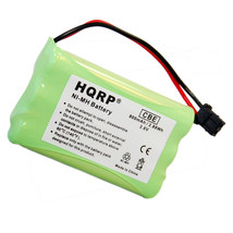 HQRP Home Cordless Phone Battery for Uniden BT-446 BT446 Energizer ER-P512 image 2