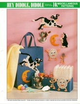 Plastic Canvas Pattern - Hey Diddle, Diddle - Misc Patterns - $1.97