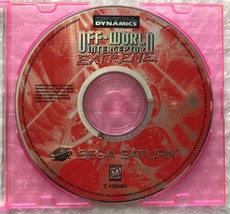 ☆ Off-World Interceptor Extreme (Sega Saturn 1997) Game Disc Only Tested... - $7.50