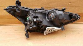 13-15 Nissan Altima Sedan Halogen Headlight Lamp Driver Left LH image 5