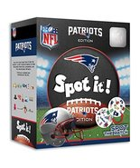 MasterPieces NFL Spot It! New England Patriots Edition - $14.41