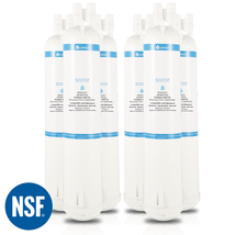 Whirlpool Water Filter,43968414396710,Filter 3,EDR3RXD1, Kenmore 46-9083,6- Pack