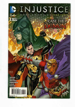 Injustice Gods among us Year three #6 Feb 2015 DC Comic - $7.91