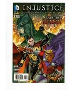 Injustice Gods among us Year three #6 Feb 2015 DC Comic - $7.91