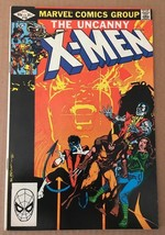 X-Men #159 Marvel Comic Book from 1982 VF Condition Uncanny X-Men - $5.45