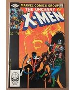 X-Men #159 Marvel Comic Book from 1982 VF Condition Uncanny X-Men - $5.45
