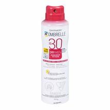 Garnier Ombrelle Dry Mist 30 SPF Sunscreen Lotion 2 x 142g Canada  - $69.99