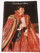 VINTAGE 1983 LIBERACE SHOW program + FOX THEATER ST. LOUIS PROGRAM - $17.81