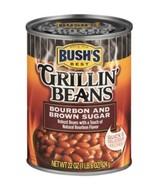 Bush's Best Grillin' Beans, Bourbon & Brown Sugar, 22 Oz - $5.99