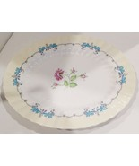 """Royal Doulton Picardy Floral 12 3/4"""" Oval Serving Platter (2 Available) - $52.25"""