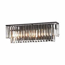 "Elk Lighting 15222/3 Vanity-Lighting-fixtures, 7 x 27 x 5"", Bronze - €274,04 EUR"