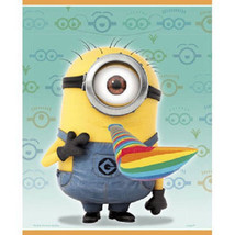 Despicable Me 2 Minions Party Favor 8 Loot Bags - $2.65