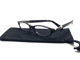 Coach Hc 6037f 5001 Tortoise Havana Narrow Eyeglasses Hc6037f 49-16 - $89.97