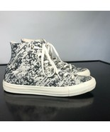 Converse All Star High Top Shoe Size 7  Women's. Fashion color: Black/Gr... - $21.78