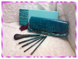 NIB RARE MAC Stashette Collection: 5 Basic Brushes Set,129/219/239/266/316 - $54.99