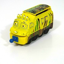 Learning Curve Chuggington Train Mtambo Safari Double Decker Engine - $9.89