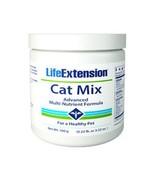 2 PACK Life Extension Cat Mix Powder 100 grams healthy pet optimum cat h... - $19.16