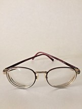 Silhouette Eyeglasses Frames M 7095 V23 V 6054 52/19/140 Austria Hippie ... - $44.54