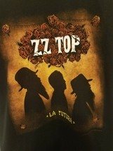 ZZ Top La Futura T Shirt Black Men's Size Large - $13.58