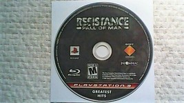 Resistance: Fall of Man -- Greatest Hits (Sony PlayStation 3, 2006) - $3.90