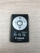 Canon WL-DC100 Camera Remote Control - Tested And Cleaned                   (Q8)