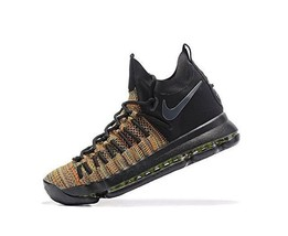 Nike Zoom KD 9 Basketball Shoe, Size 13 US Multi-Color/Black-Wolf-Grey BNIB $175 - $89.75