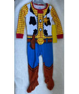 Toy Story WOODY Costume Stretchie Sleeper for Baby One-piece 9-12, 12-18... - $24.99