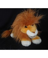 VINTAGE 1993 MATTEL THE LION KING MOVIE ROARING ADULT SIMBA STUFFED ANIM... - $28.05