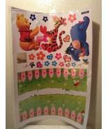 Large Winnie the Pooh Nursery Room Wall Decor Sticker Wallpaper Kid Baby... - $11.95