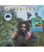 Peter Tosh ‎– Legalize It - Red, Gold & Green Translucent POT SCENTED  R... - $40.80