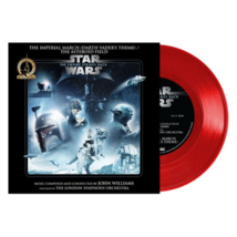 Star Wars The Imperial March/Asteroid Field 7-inch Vinyl Walmart Exclusi... - $25.98