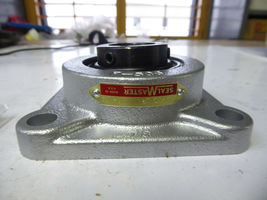 "SealMaster SF-20C CR Flange-Mount Ball Bearing Unit Four-Bolt  1-1/4"" 723541 image 5"