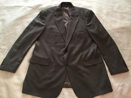 Bill Blass Men Premier Collection Jacket 2 button EUC  Sport Coat Blazer - $68.99