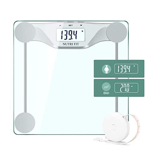 Bmi Bathroom Scale: Digital Body Weight Bathroom Scale BMI, Accurate Weight