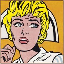 """Roy Lichtenstein """"Nurse"""" HD print on canvas home decor huge wall picture... - $24.74"""