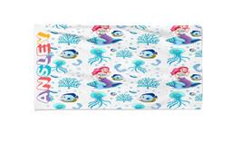 Mermaid Fish Personalized Beach Kids Towel , Summer Gift ,Bath Towel, Po... - $24.99+